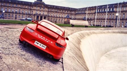 Porsche Playmobil 911 Carrera S