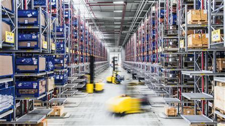 Porsche Logistics Center
