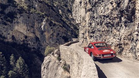 Porsche Monte-Carlo 911 of 1965