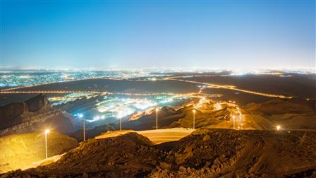 Jebel Hafeet, United Arab Emirates