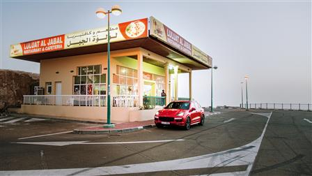 Cayenne GTS, United Arab Emirates