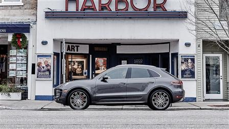 Macan Turbo, Sag Harbor, Hamptons, New York