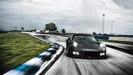 Porsche 911 GT3 R, Sebring (USA)