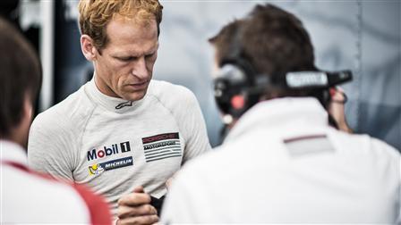 Jörg Bergmeister, Porsche factory driver