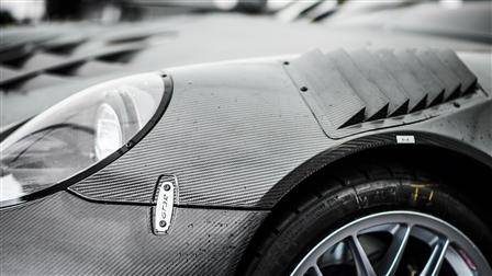 Porsche Quick release fastener, 911 GT3 R, Sebring (USA)