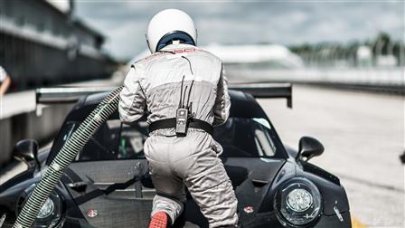 Porsche Refueling, 911 GT3 R, Sebring (USA)