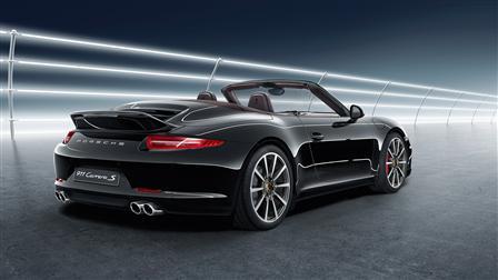 Porsche 911 (type 991) 專用SportDesign套件