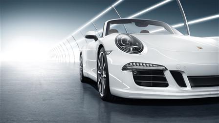 Porsche 911 (type 991) 專用SportDesign前擋板