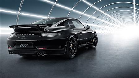 Porsche 911 (type 991) 專用透明玻璃面尾燈
