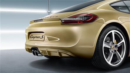 Porsche Cayman (type 981) 專用SportDesign套件