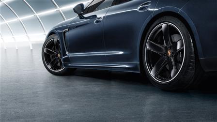 Porsche Panamera (第二代) 專用SportDesign側裙組