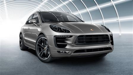 Porsche Macan專用SportDesign套件