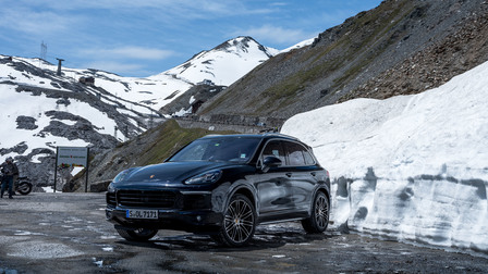 Porsche 保時捷世界遠征