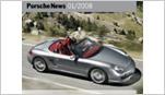 Porsche News Brochure -  News 01/2008