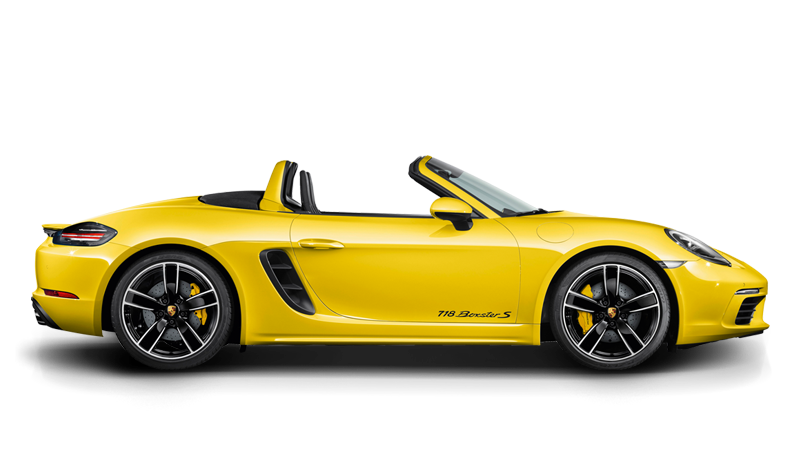 Porsche 718 Boxster Models -  Tequipment Genuine Accessories