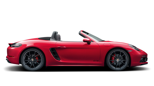 Porsche The new 718 Boxster GTS
