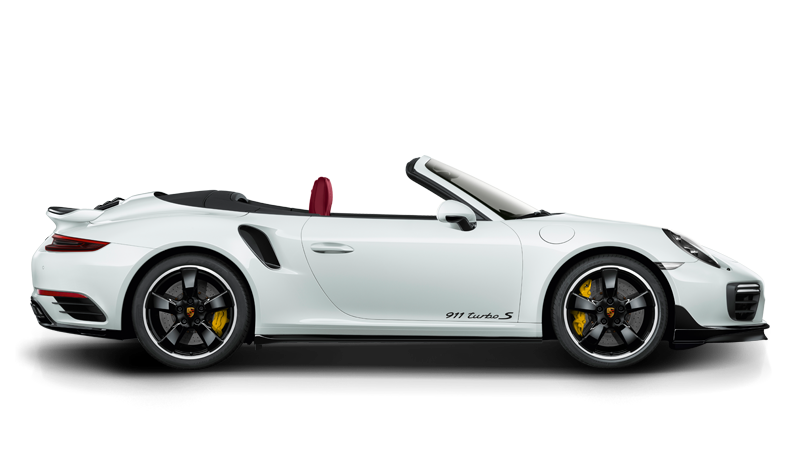 Porsche 911 Turbo Cabriolet -  Tequipment Genuine Accessories