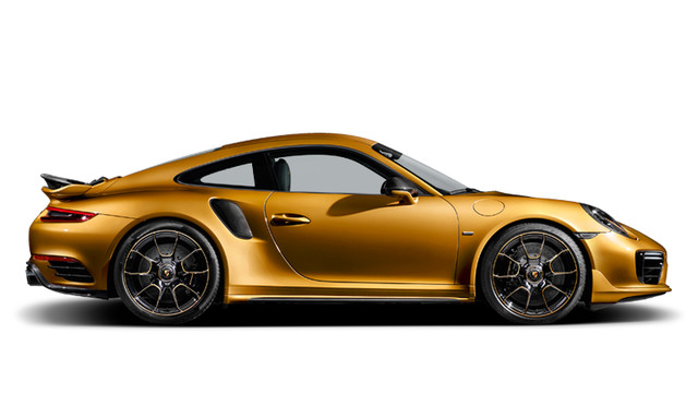 Porsche 911ターボS エクスクルーシブシリーズ