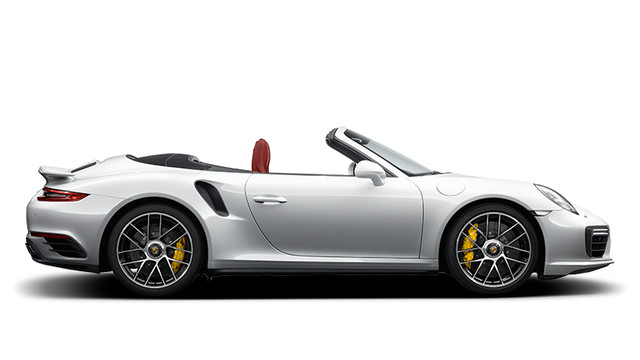 Porsche 911 터보 S 카브리올레