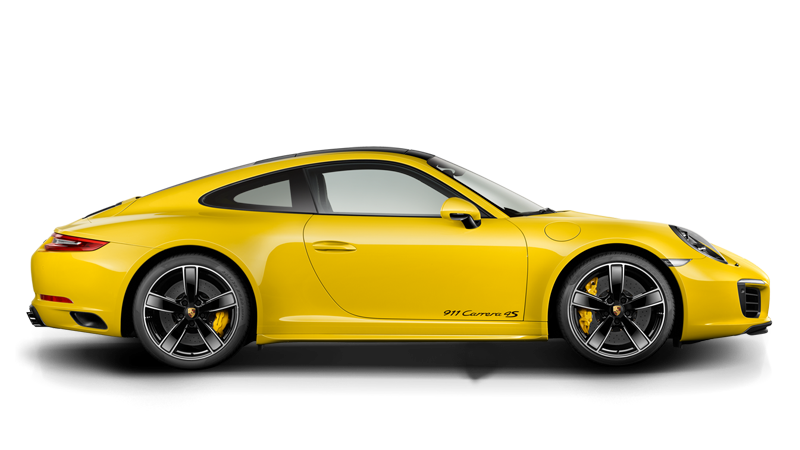Porsche 911 Carrera 4 GTS -  Tequipment Genuine Accessories