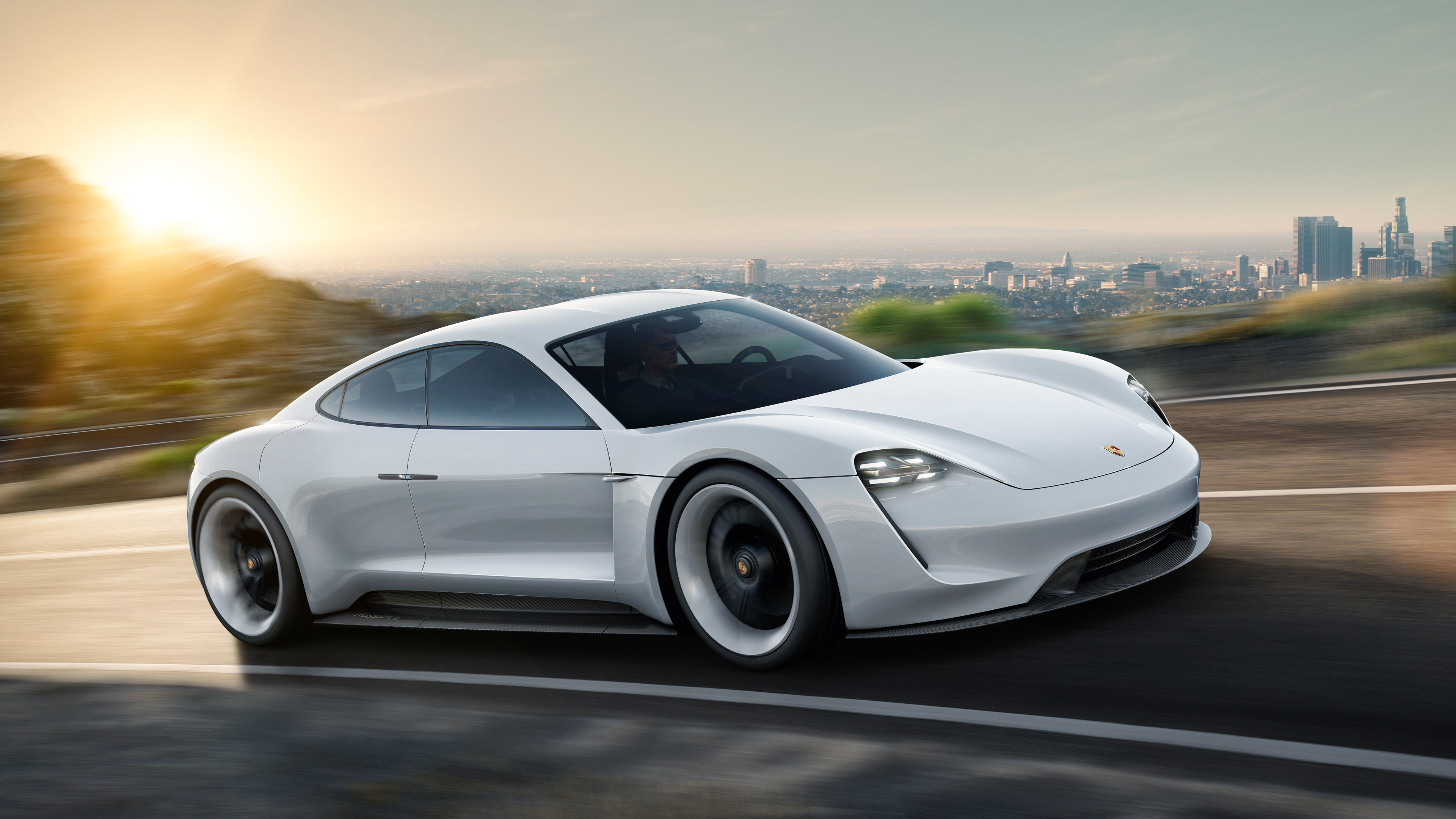 Porsche Design Talk: Mission E