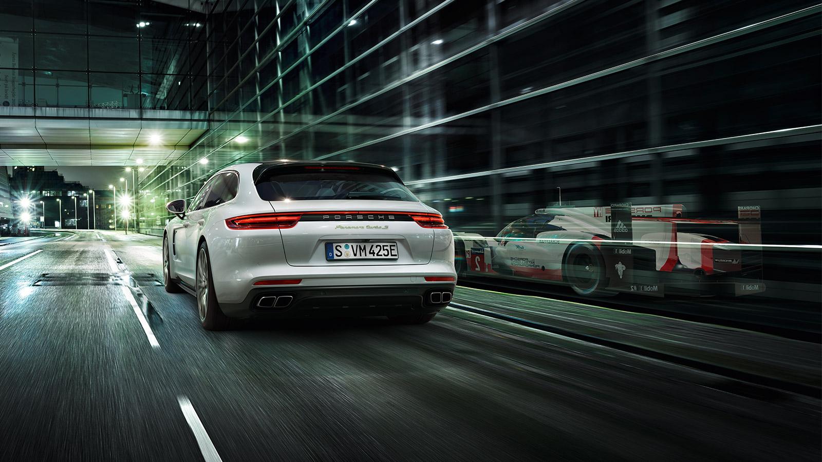 Porsche Porsche E-Performance