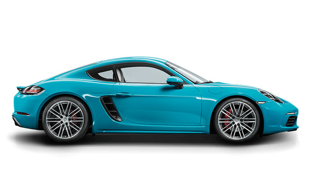 Porsche The new 718 Cayman S