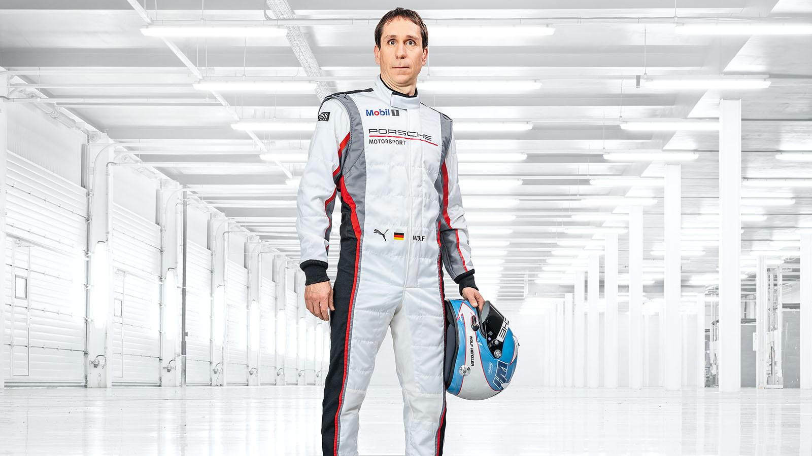 Porsche - Wolf Henzler GER