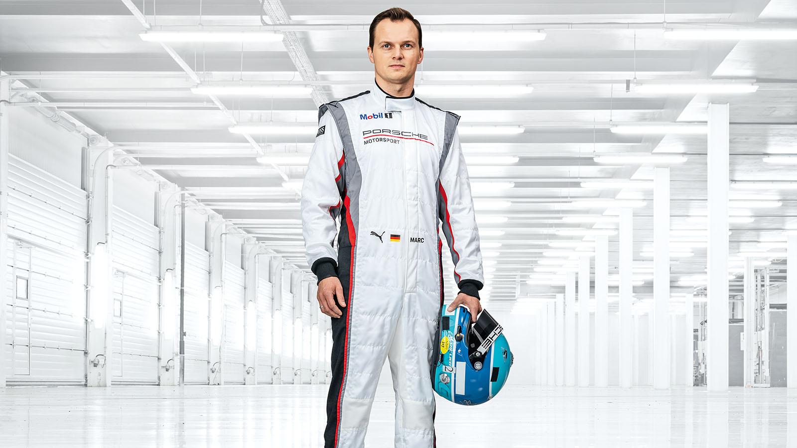 Porsche - Marc Lieb GER