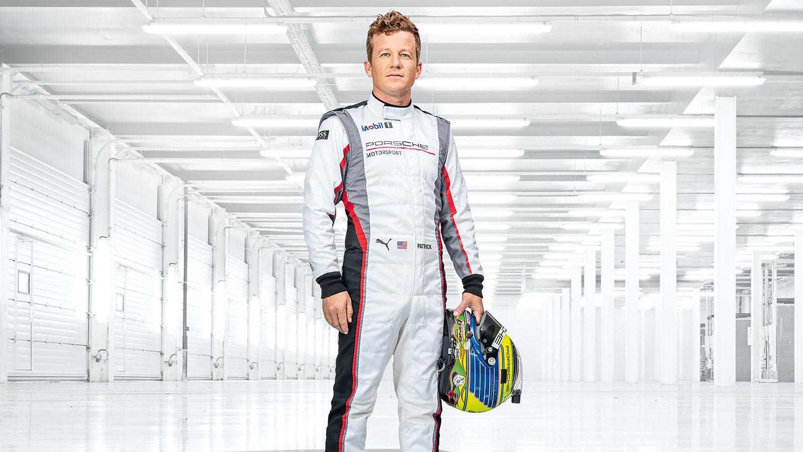 Porsche - Patrick Long USA