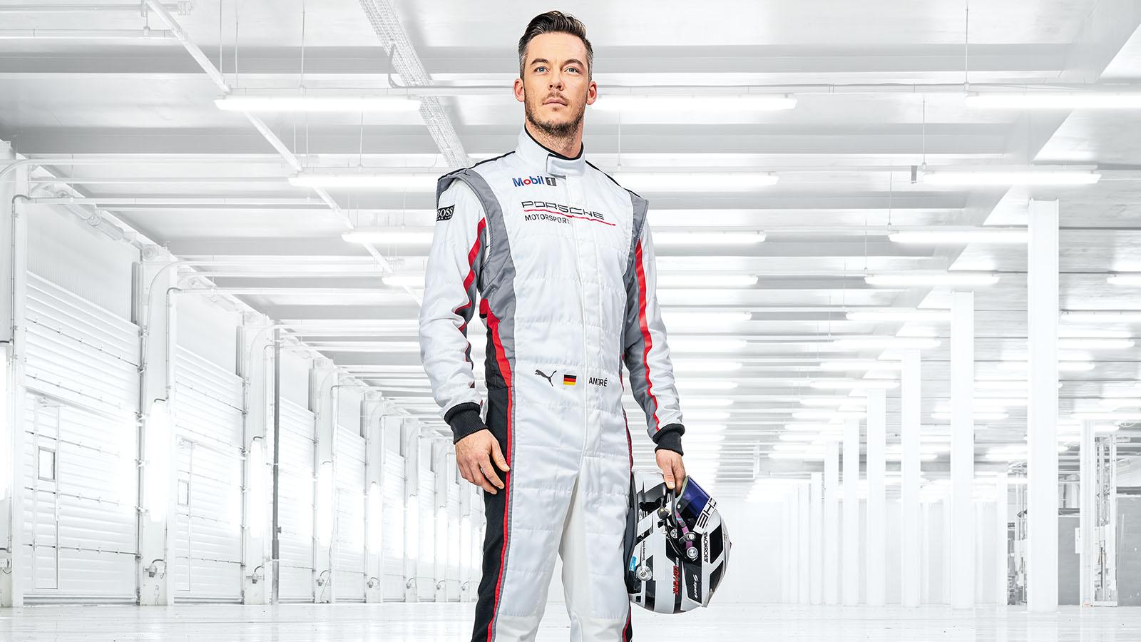 Porsche - André Lotterer GER