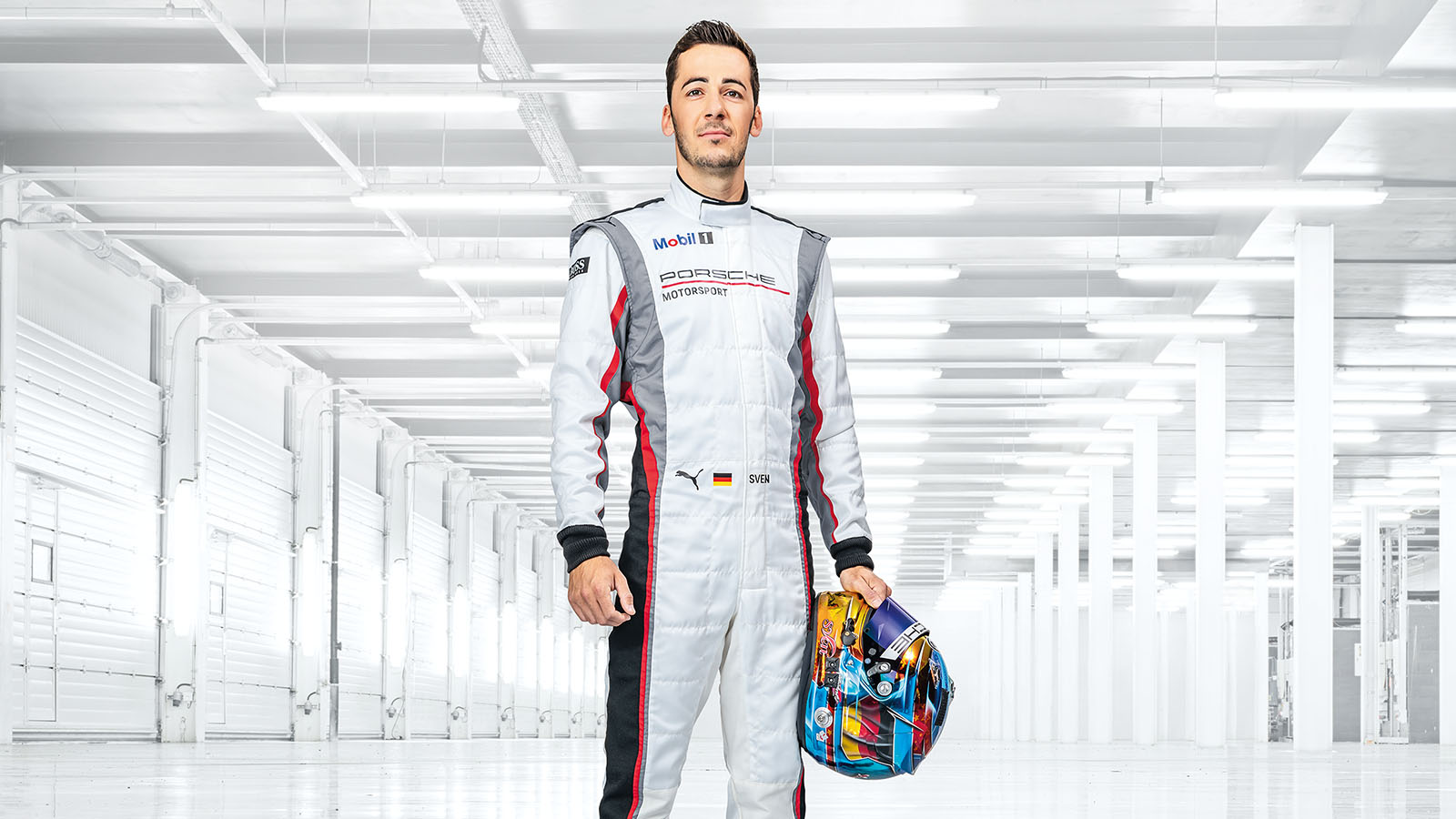 Porsche - Sven Müller GER
