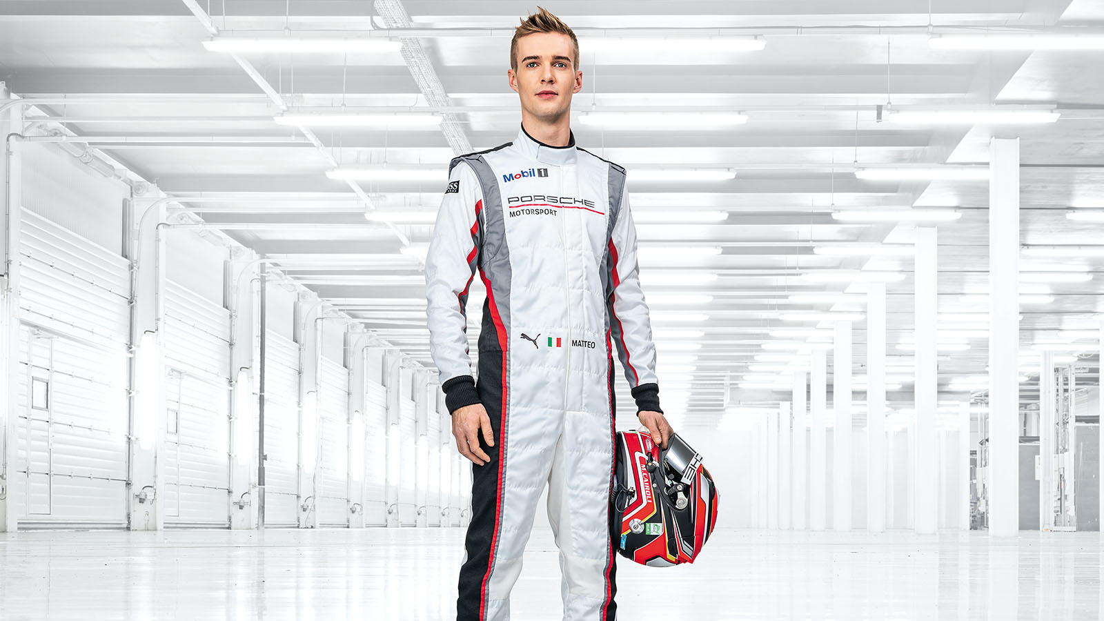 Porsche - Matteo Cairoli IT