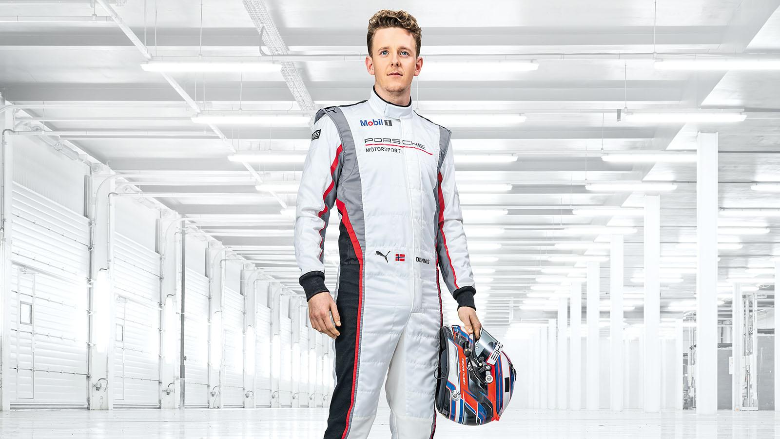 Porsche - Dennis Olsen NOR