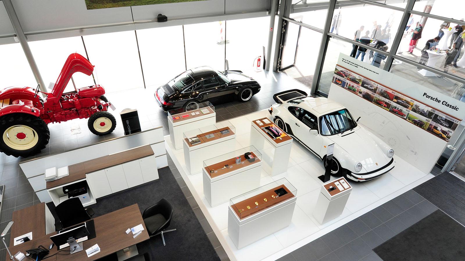 Porsche Centre Böblingen