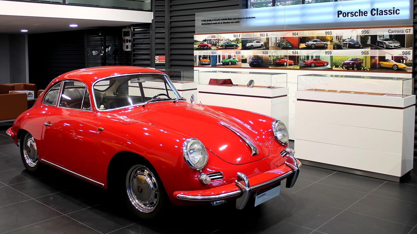 Porsche Service Centre Catania