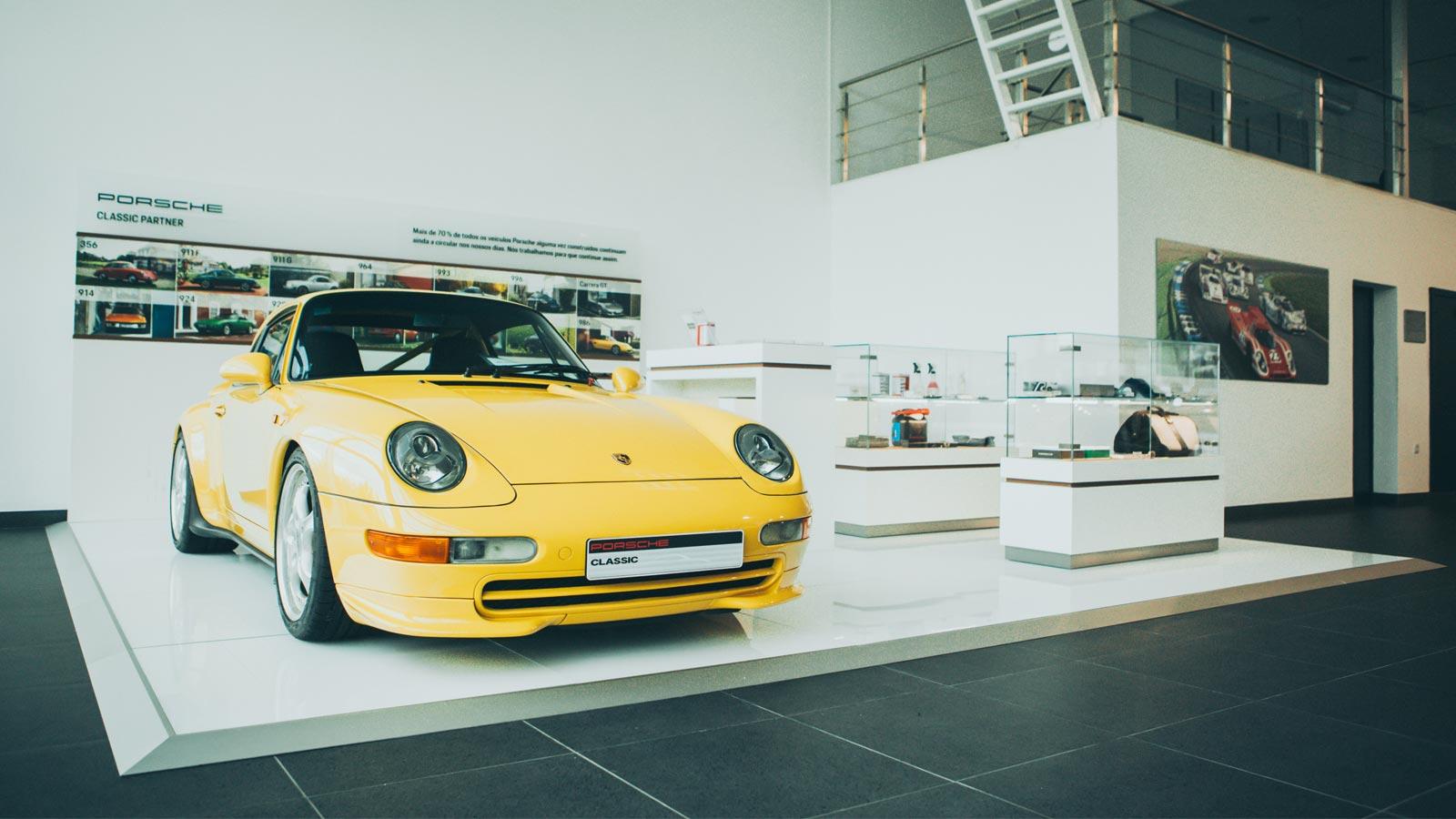 Porsche Service Centre Estoril