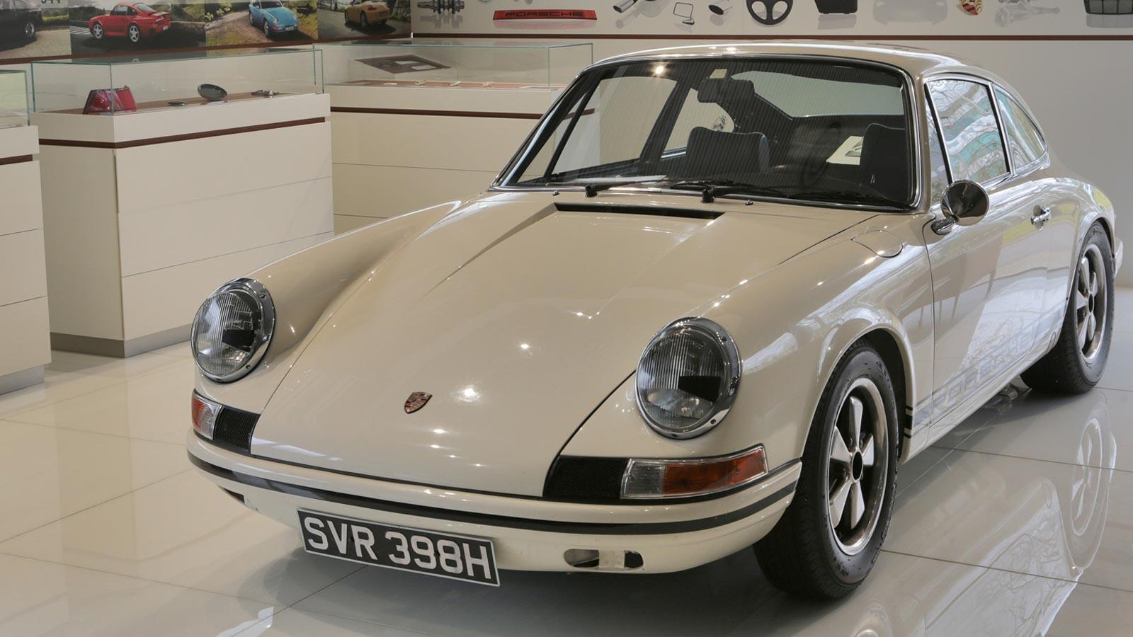 Porsche Centre Hatfield