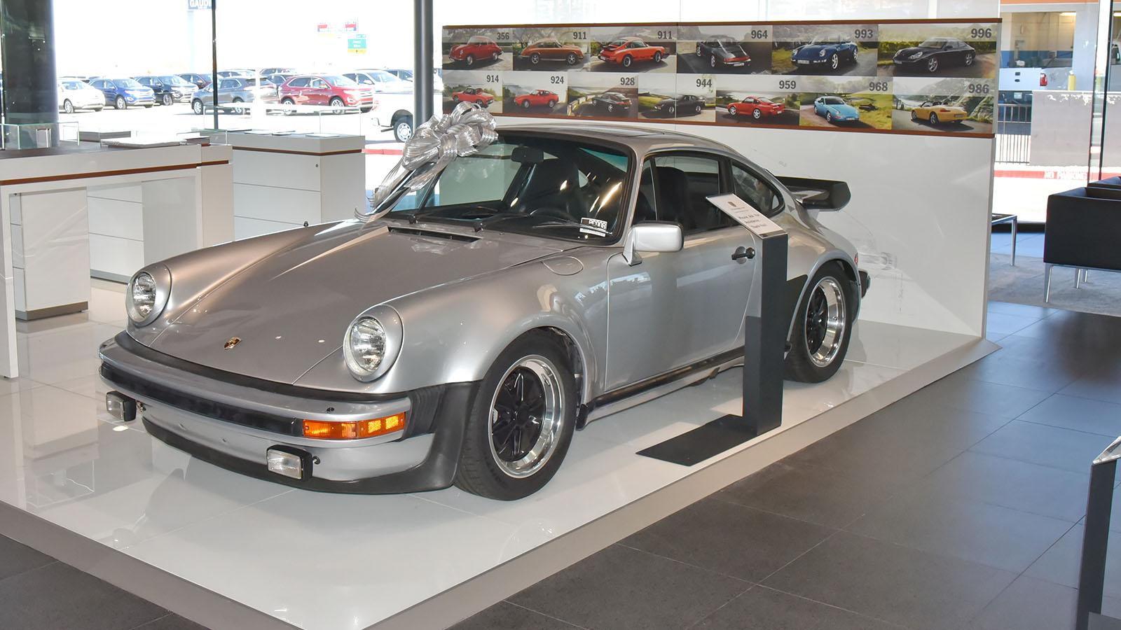 Gaudin Porsche Las Vegas