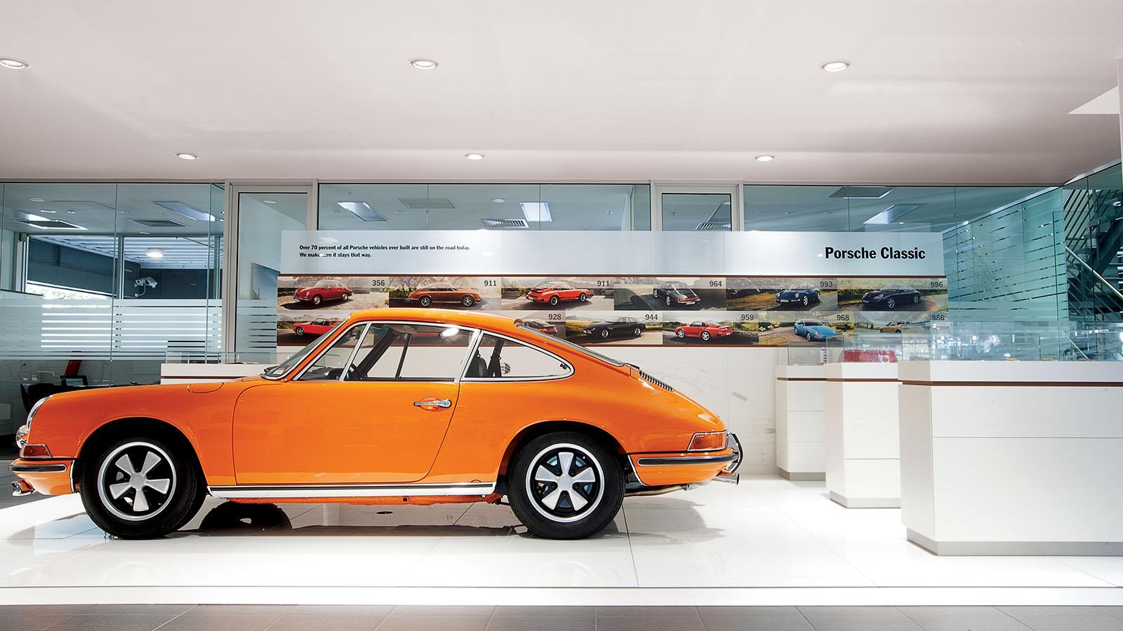 Porsche Centre Melbourne