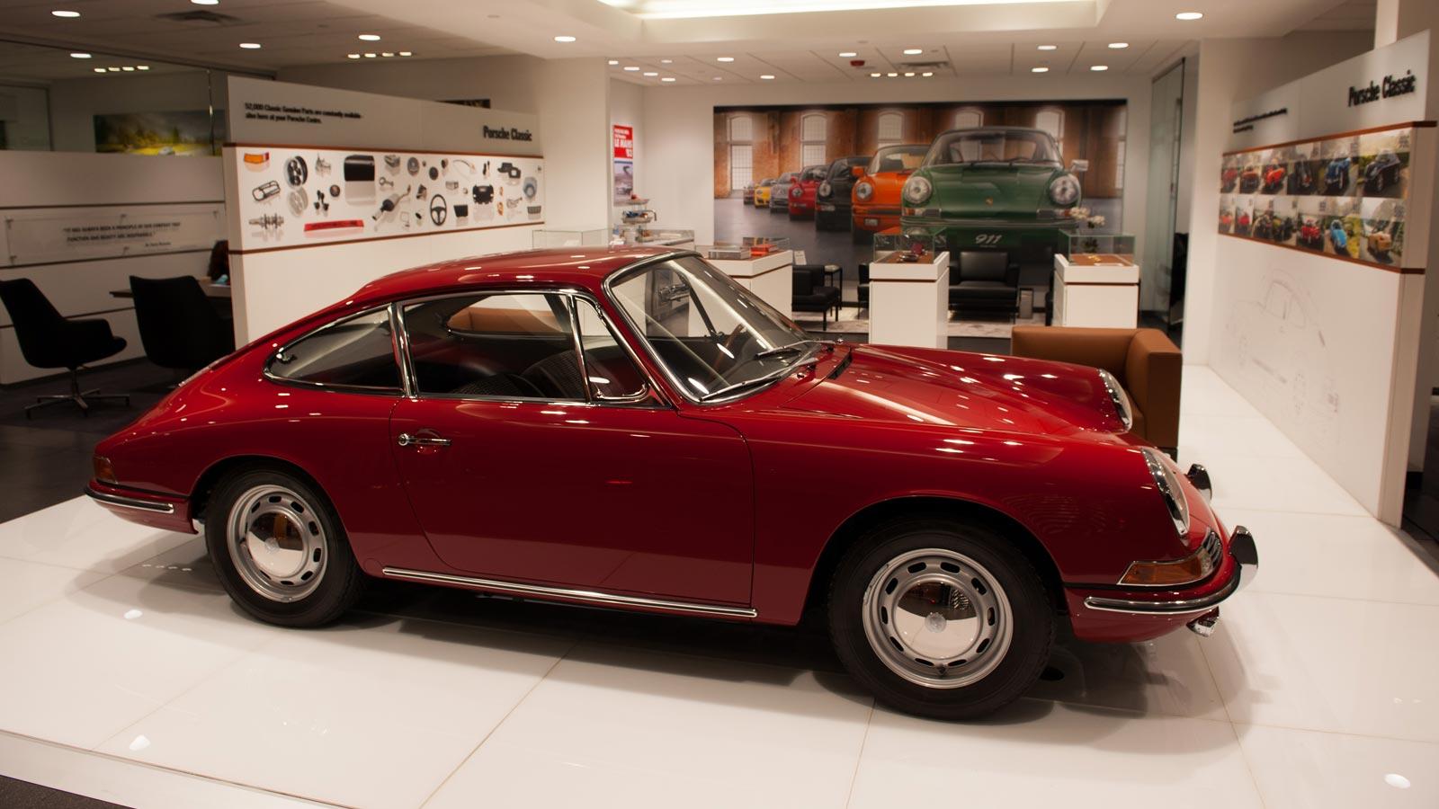 Hennessy Porsche North Atlanta