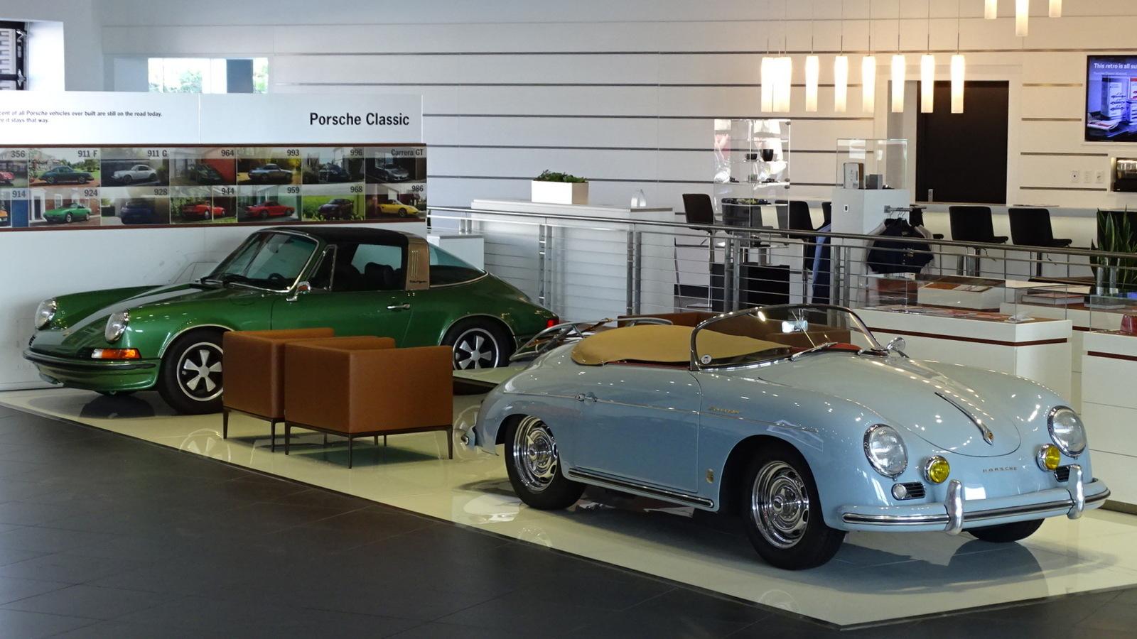 Porsche San Diego