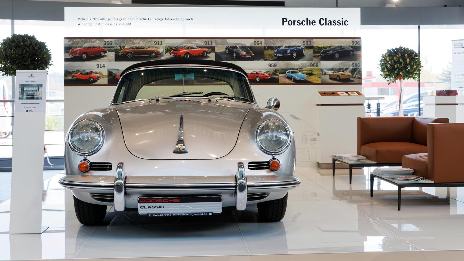Porsche Centre Schwäbisch Gmünd