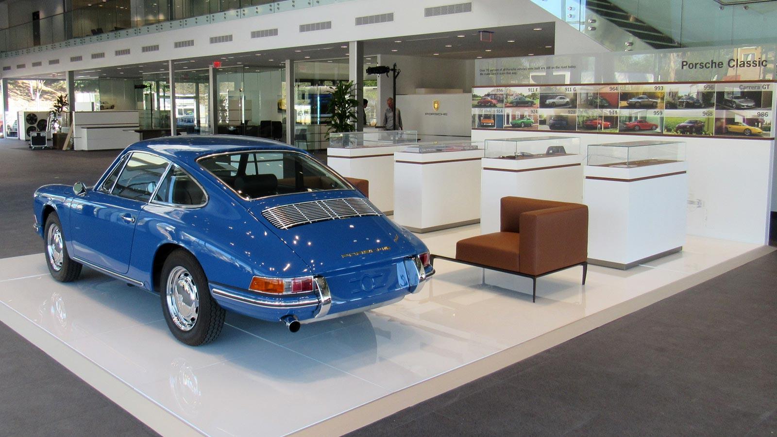 Porsche South Bay