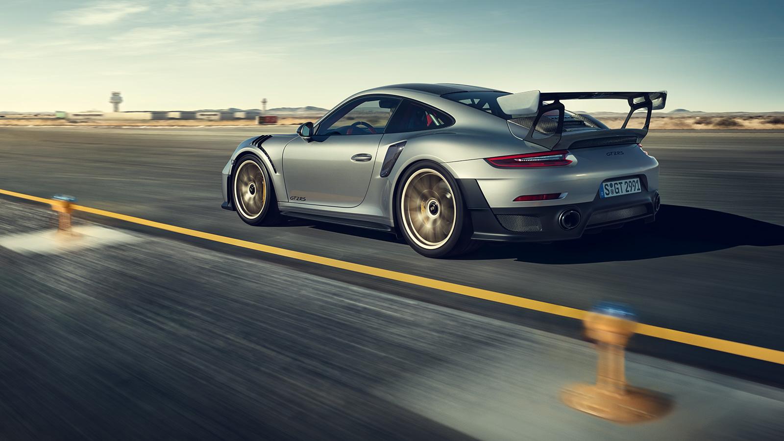 Porsche - Sport Tyres