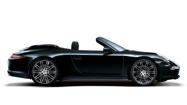 Porsche 911 Carrera Cabriolet Black Edition