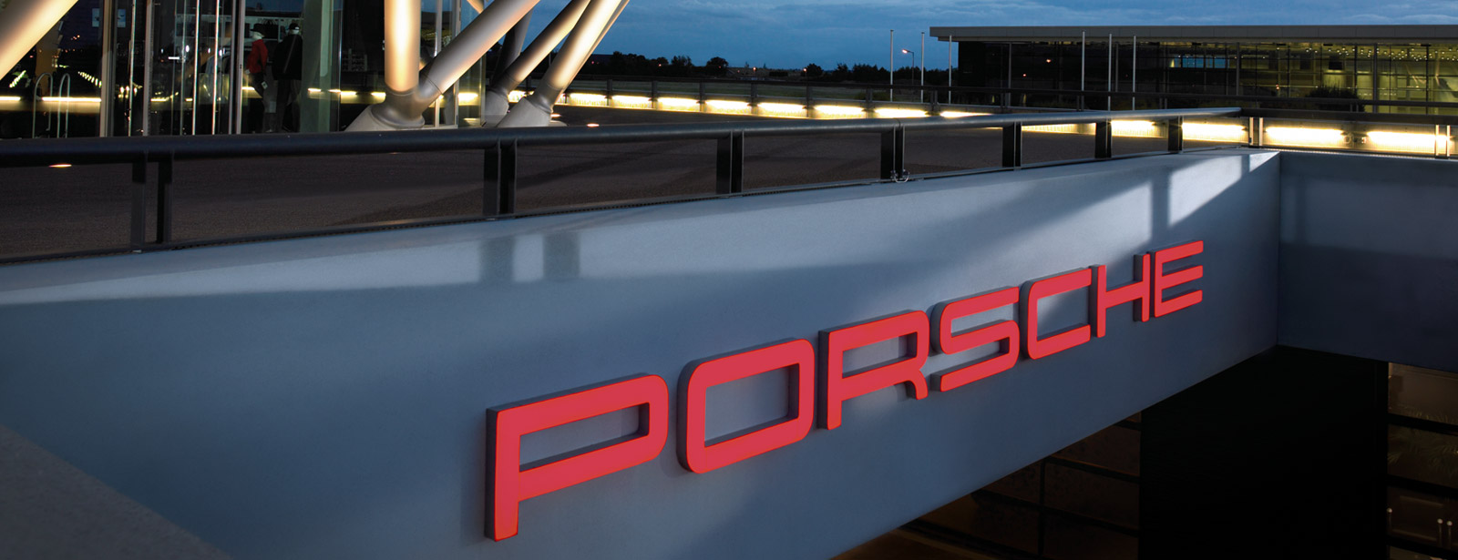 Chercher un Centre Porsche