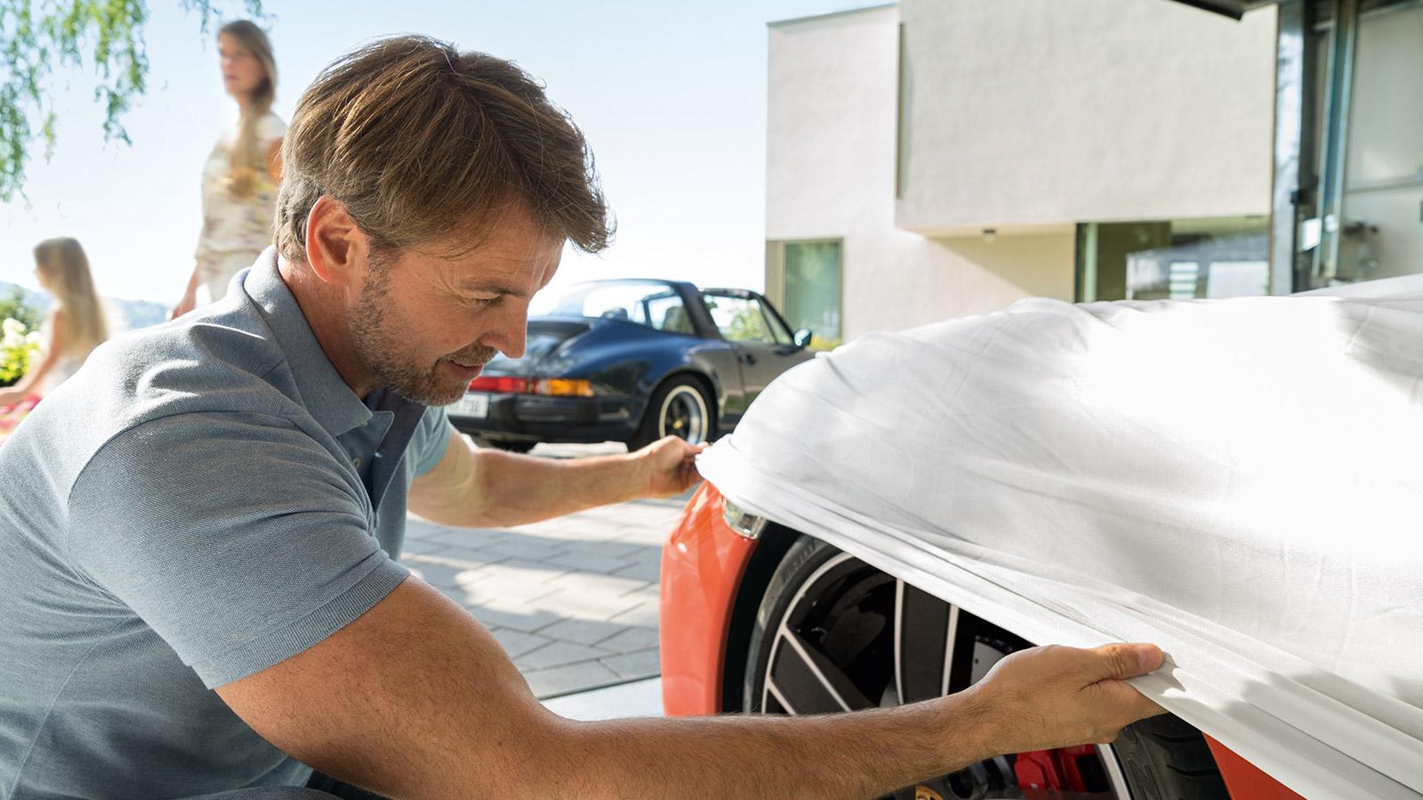 Porsche - Cubiertas para coche