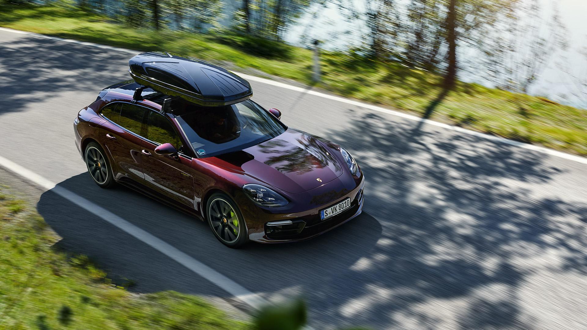 Porsche - ルーフボックス
