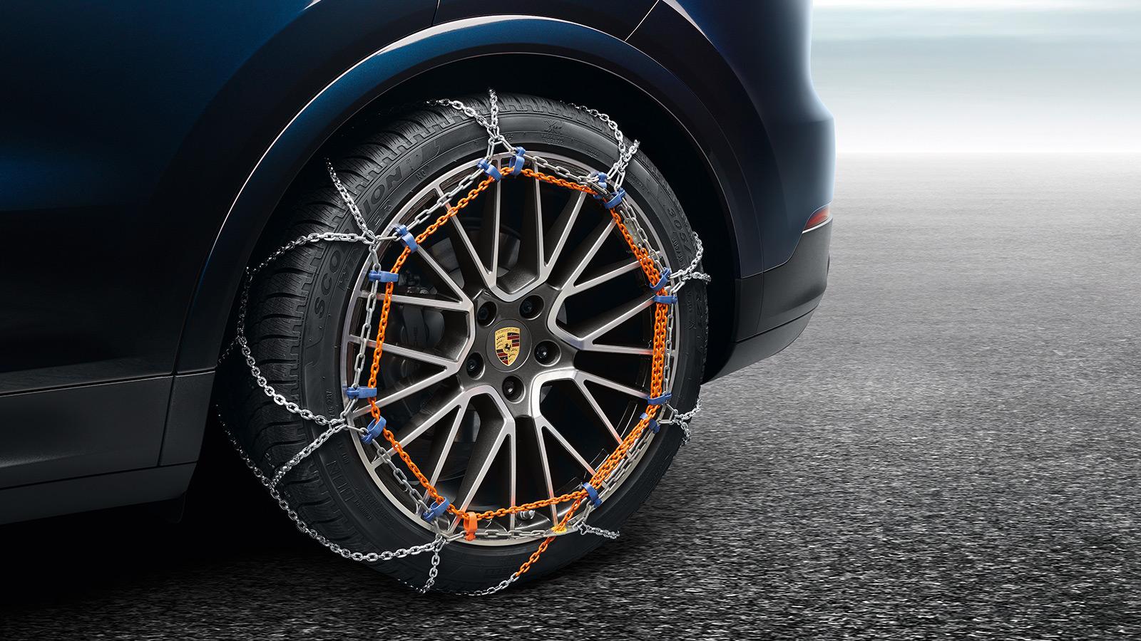 Porsche - Jantes et accessoires pour jantes